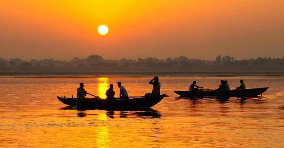 facts about the Ganges