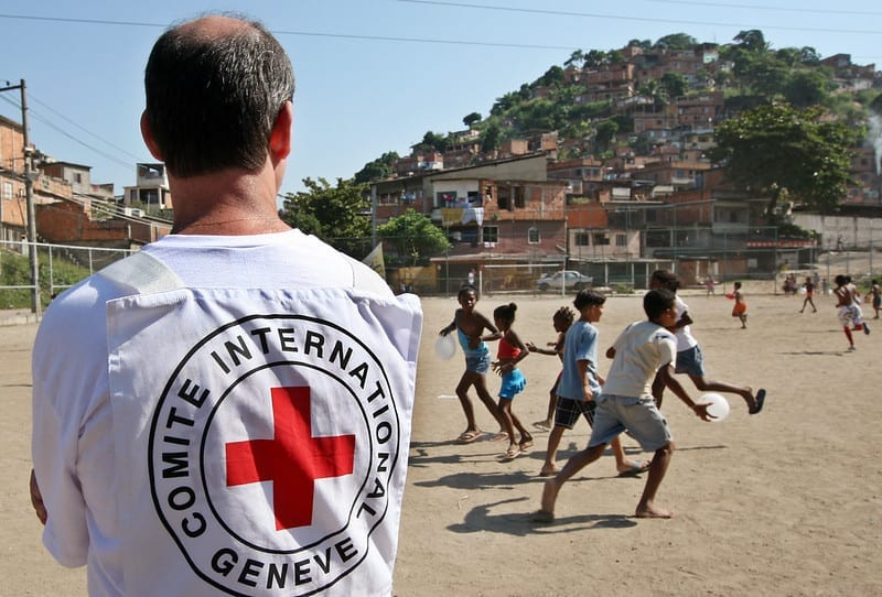 facts about the Red Cross