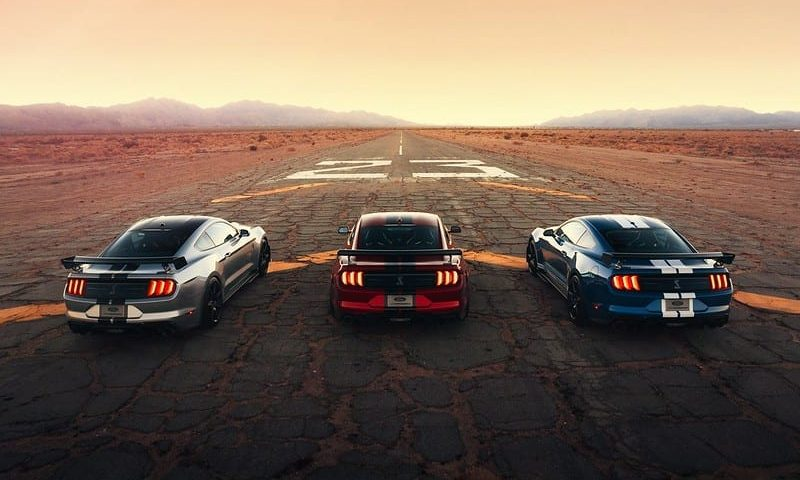 facts about the ford mustang