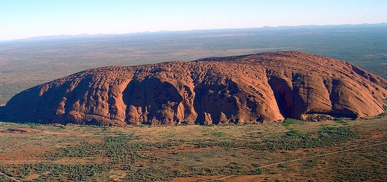 facts about uluru