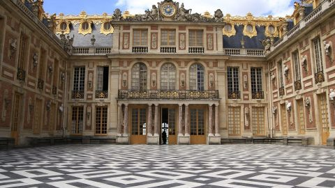 fun facts about Versailles