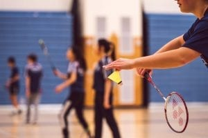 fun facts about badminton
