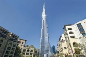 fun facts about the Burj Khalifa
