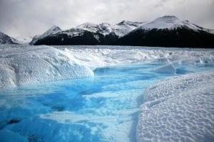glacier melting facts