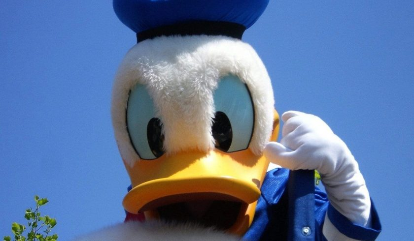 interesting facts about Donald Duck