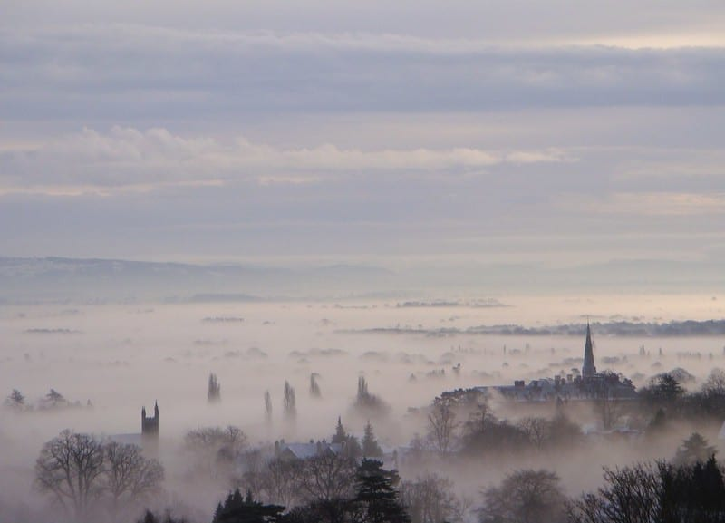 Facts about Worcestershire
