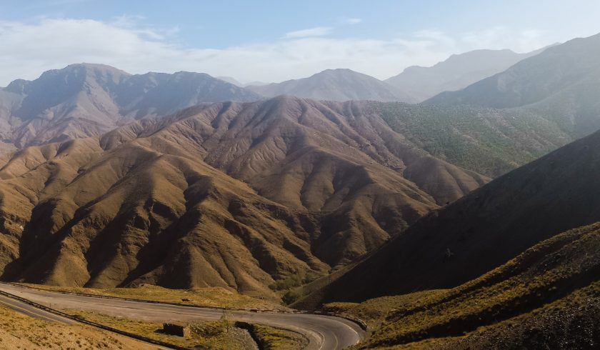 Facts about the Atlas Mountains