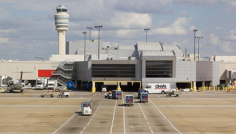 facts about Atlanta International Airport