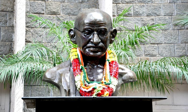 facts about gandhi