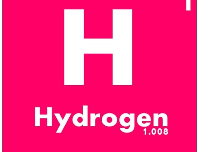 facts about hydrogen