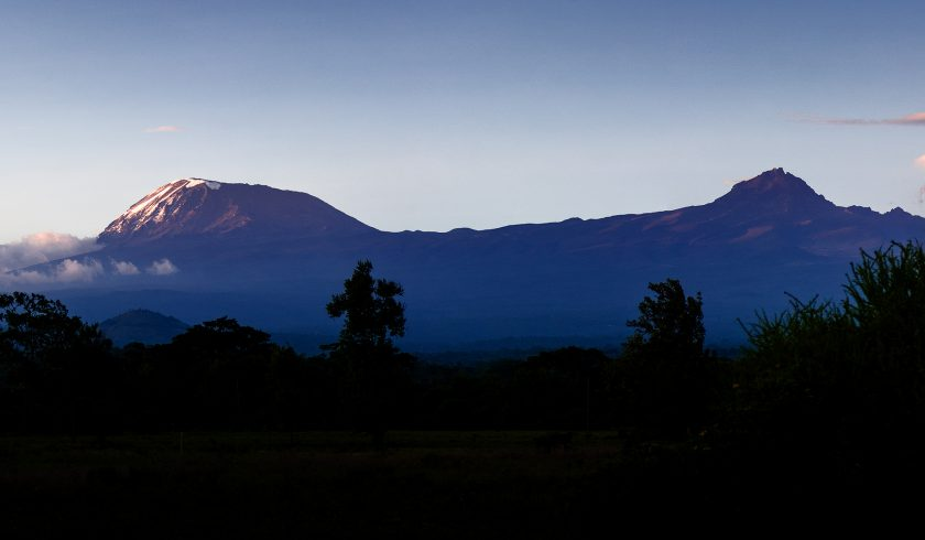 facts about kilimanjaro