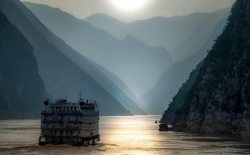 facts about yangtze river