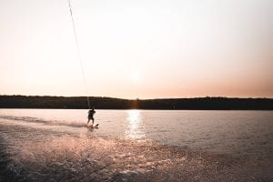 fun facts about water skiing