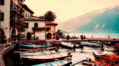 facts about Lake Garda