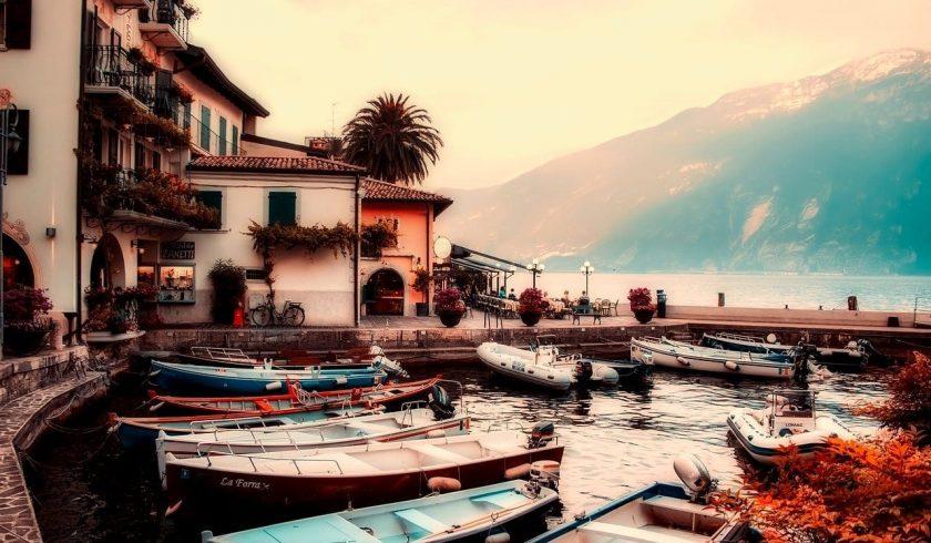 facts about Lake Garda