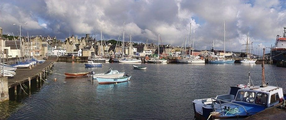 facts about shetland islands