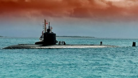 fun facts about submarines