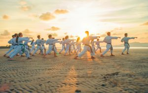 Interesting facts about karate