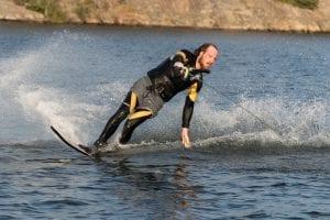 waterskiing fun facts