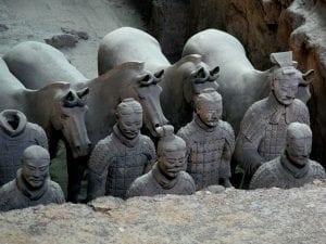 fun Terracotta Army facts