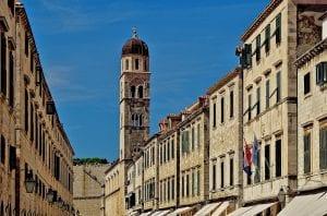 Dubrovnik historical center
