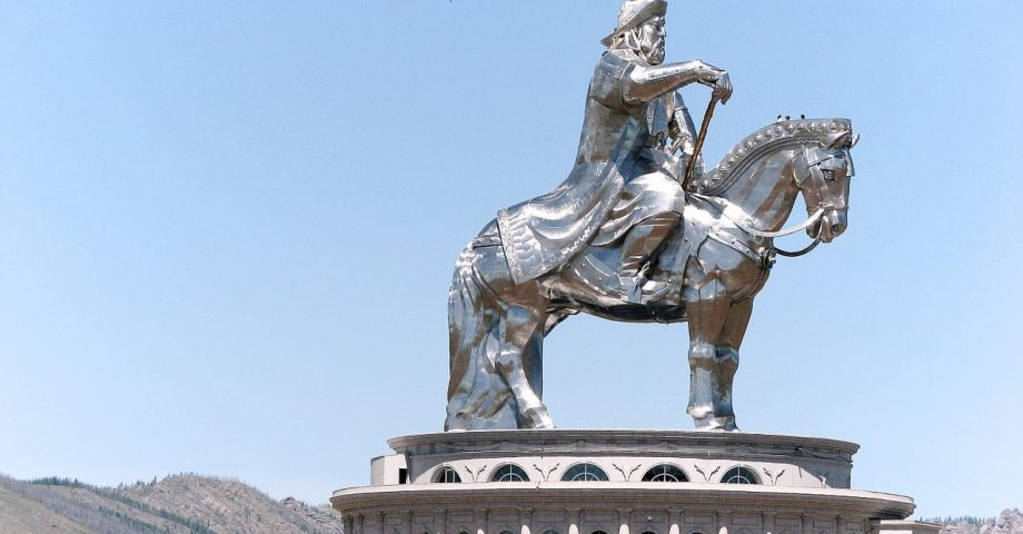 facts about Ghengis Khan