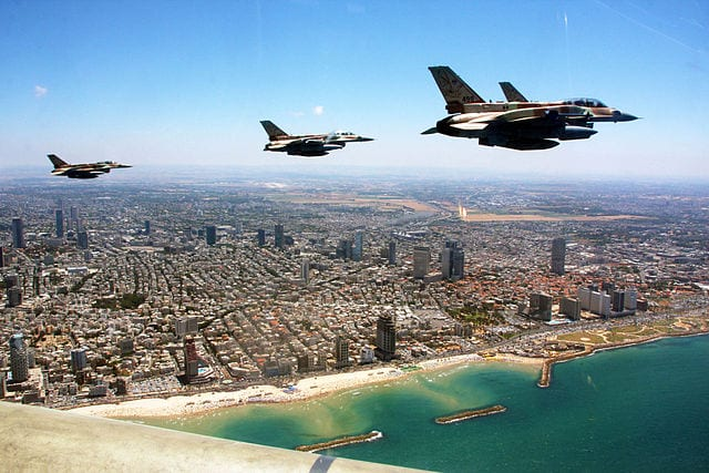 facts about tel aviv