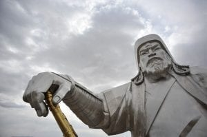 interesting facts about Ghengis Khan
