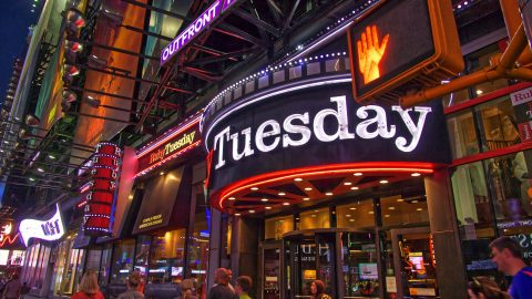 interesting facts about tuesdays