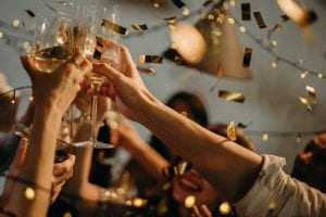 fun facts about New Years eve