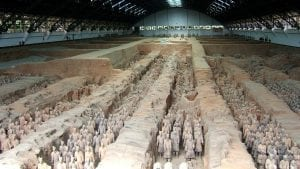 interesting facts about the terracotta army