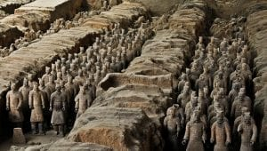 facts about the Terracotta Army