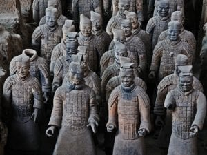 amazing facts about the terracotta army