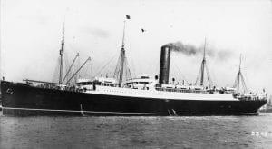 The RMS Carpathia