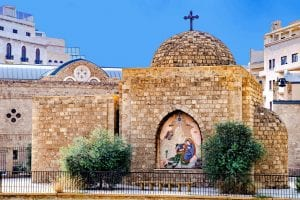 interesting facts about Beirut