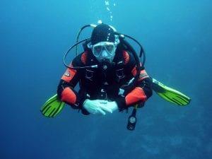 fun facts about scuba divers