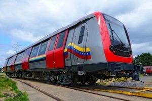 Caracas Metro carriage