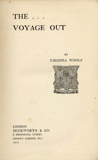 facts about virginia woolf