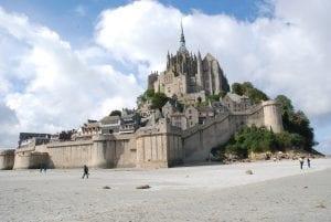 Mont St Michel Facts