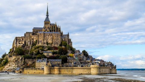 Facts on Mont St Michel