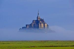 Facts about Mont St Michel