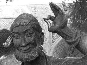 Nasreddin Hodja Monument