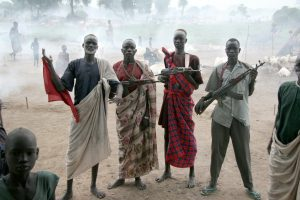 sudan militants