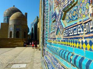 shohizinda, uzbekistan