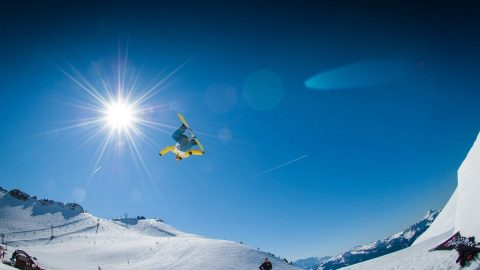 facts about snowboarding