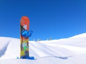 fun facts about snowboarding