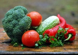 nutrition vegetable facts