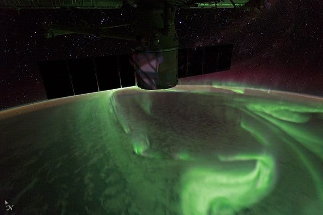 facts about xthe northern lights