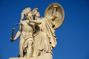 Statue of Athena, Athens