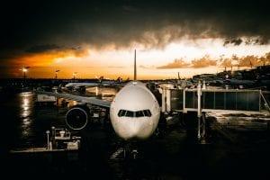 OR Tambo International Airport, Johannesburg, South Africa
